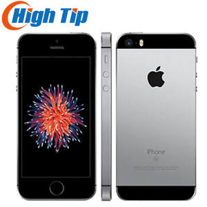 Original Unlocked Apple iPhone SE 4G LTE iOS Mobile Phone  4.012.0MP Chip Dual Core Touch ID 163264128GB ROM Smartphone