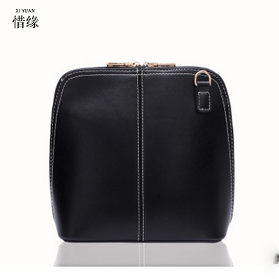 2017 New Fashion Hot Sale Women PU Leather Handbag Retro Messenger cross body Bag for Ladies Vintage Tote for Women black yellow цена
