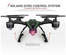 JXD 510G 4CH 6-axis Gyro 5.8G FPV RC Quadcopter Drone with 2.0MP Camera 2.4GHz RTF