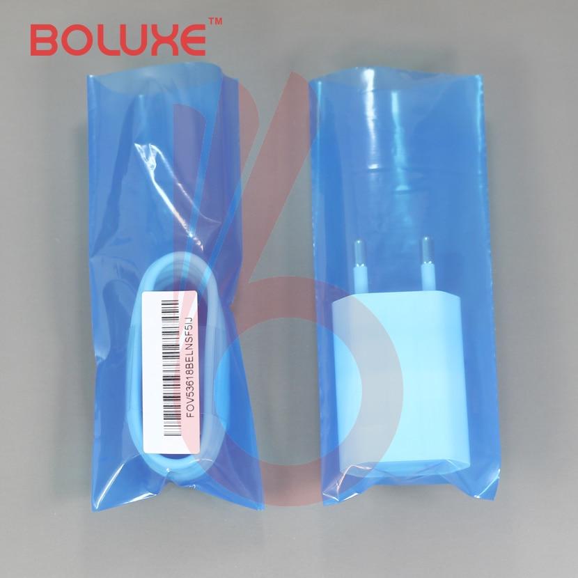 Цена за Оригинальное качество OD 3.0 мм USB синхронизация данных Зарядное устройство кабель + High Copy ЕС стены Зарядное устройство не коробочный