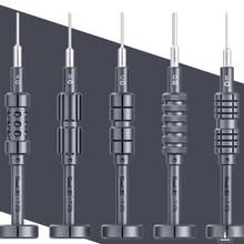 QIANLI itor는 B C D E 모델로 삼성 휴대 전화 수리 드라이버에 대한 아이폰에 대한 3D 볼트 드라이버를 분해