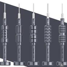 QIANLI إيثور تفكيك ثلاثية الأبعاد الترباس سائق آيفون لسامسونج الهاتف المحمول إصلاح مفك مع B C D E نموذج