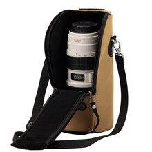 Лидер продаж CAREELL c308 объектив камеры баррель анти-шок противоударный объектива для Canon для Nikon объектив Пакет