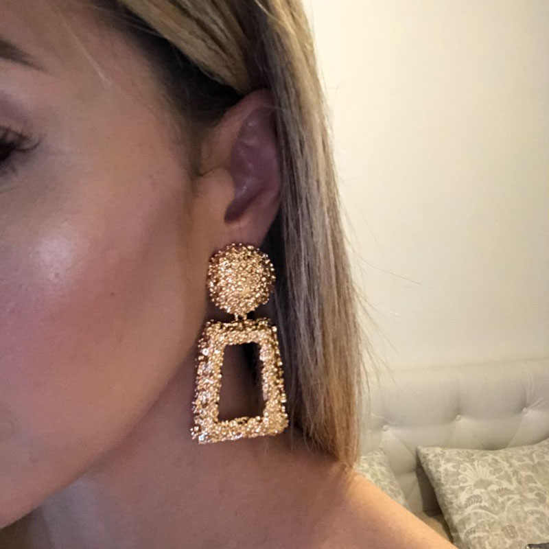 2d6050c7bfa56 Detail Feedback Questions about Fashion Jewelry Big Vintage Earrings ...