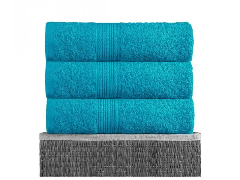 Hand towel BAYRAMALY, 40*70 cm, sea wave цена