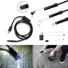 Android Endoscope USB Camera Type C USB Endoscopio Snake Borescope EndoscopeInspection Camera PC Android for Huawei SmartPhone