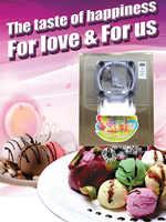 Máquina de helado comercial a la venta, fabricante de helados, máquina de helados, máquina de helados a la venta