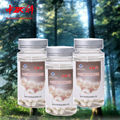 3PCS health care Magic beauty 100% Small natural pearl powder extract capsule make up whitening and remove freckle Dilute