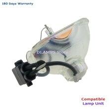 Ampoule nue de remplacement pour EPSON EMP 1700/1705/1707/1710/1715/EMP 1717/EX100/PowerLite 1700c 1705c ELP38 V13H010L38