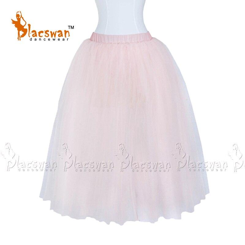 ankle-length-romantic-font-b-ballet-b-font-tutu-skirt-soft-tulle-5-layer-1-2-font-b-ballet-b-font-tutu-white-tutu-skirts-rehearsal-long-tutu-with-pant-bt609