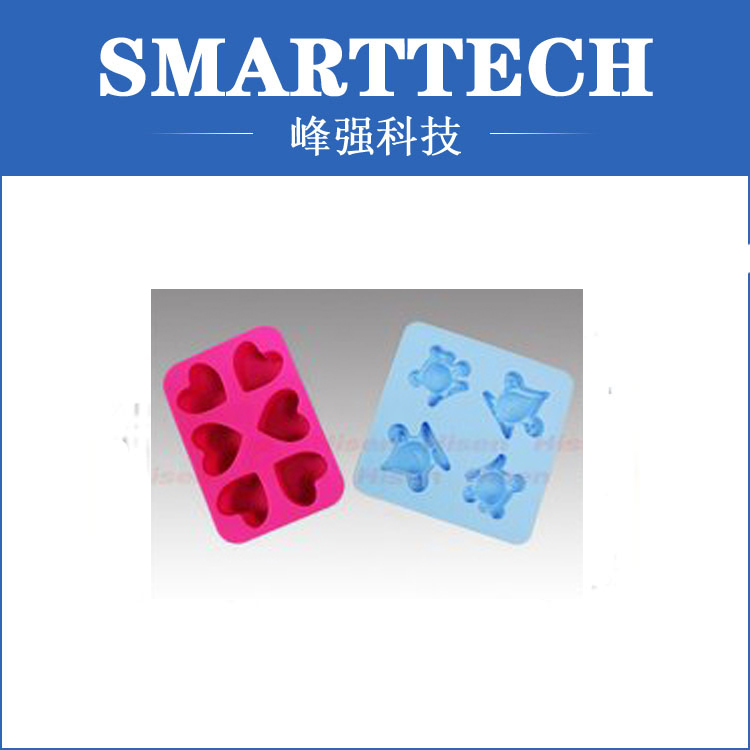 heart shape rubber silicone parts, rubber silicone molding factory