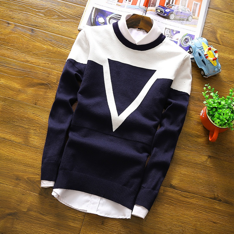 Новинка 2017 года Осенняя мода Для мужчин S Свитеры для женщин Пуловеры для женщин Костюмы Для мужчин Хлопковый вязаный свитер мужской Свитеры для женщин тянуть Homme