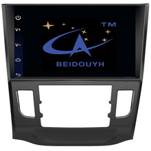 BEIDOUYH Android Car GPS Navigation for HONDA Crider (Automatic Air Conditioning) 2013-2016 OBD2 Car Diagnose/Radio/can-bus/DVR