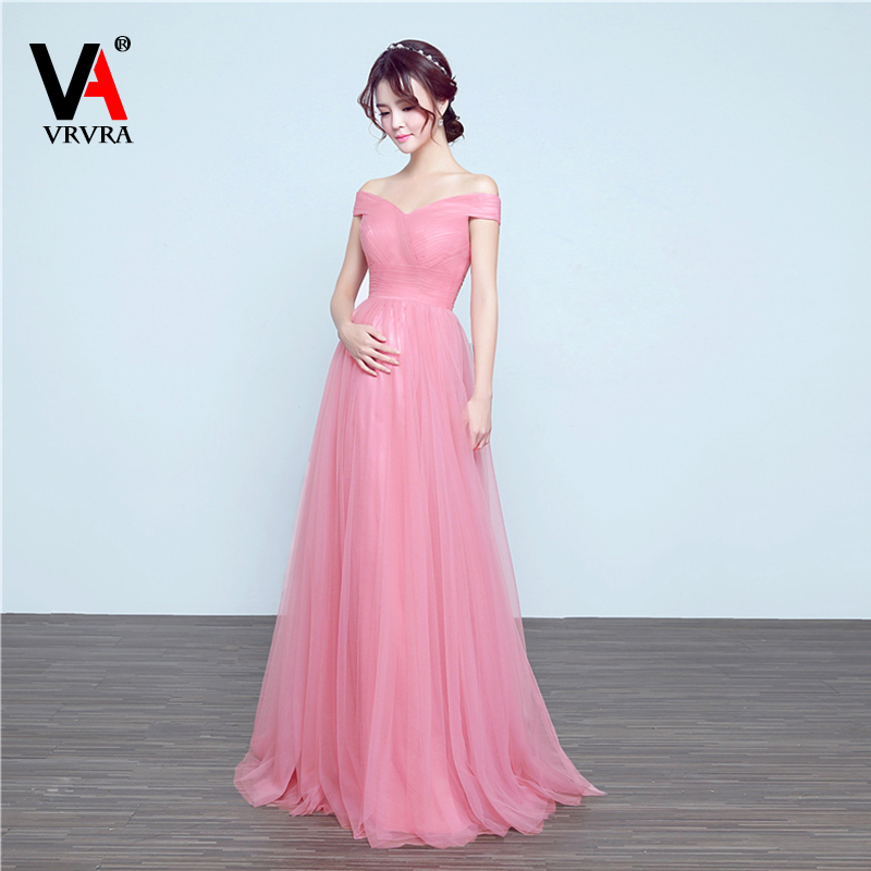 Long Evening Dresses For Pregnant Women Sexy V Neck Formal ...
