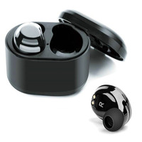 Bluetooth 5.0 Ear Rings Twins Earphone Speaker True Wireless Earbuds Dual Headset Active Noise Reduction Tws Mini Earplugs