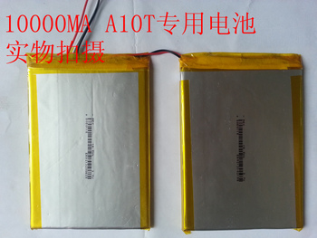 A10T battery, A10T, A12, tablet PC battery 3.7V 10000MA