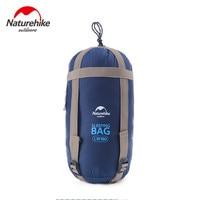 NatureHike Mini Ultralight Multifuntion Portable Outdoor Envelope Sleeping Bag Travel Bag Hiking Camping Equipment 700g 5