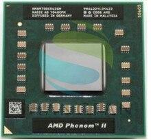 Оригинальный процессор AMD Phenom cpu N970 HMN970DCG42GM 638pin PGA компьютерная розетка S1 2,2G