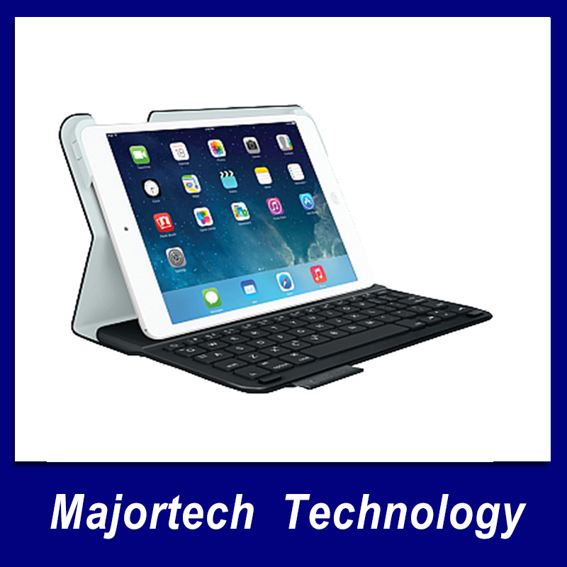 New Original Genuine Logitech Ultrathin Keyboard Folio iK610 mini for iPad mini free shipping logitech logitech for ipad air ik1050 1 generation with integrated keyboard protection