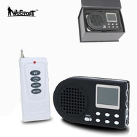 Protable Hunting Decoy MP3 Bird Caller Hunting Digital Caller Game Mp3 With No Remote Control