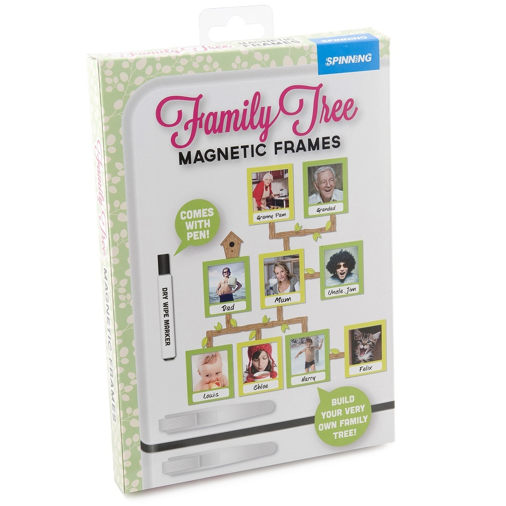 1piece family tree magnetic frame family tree magnets