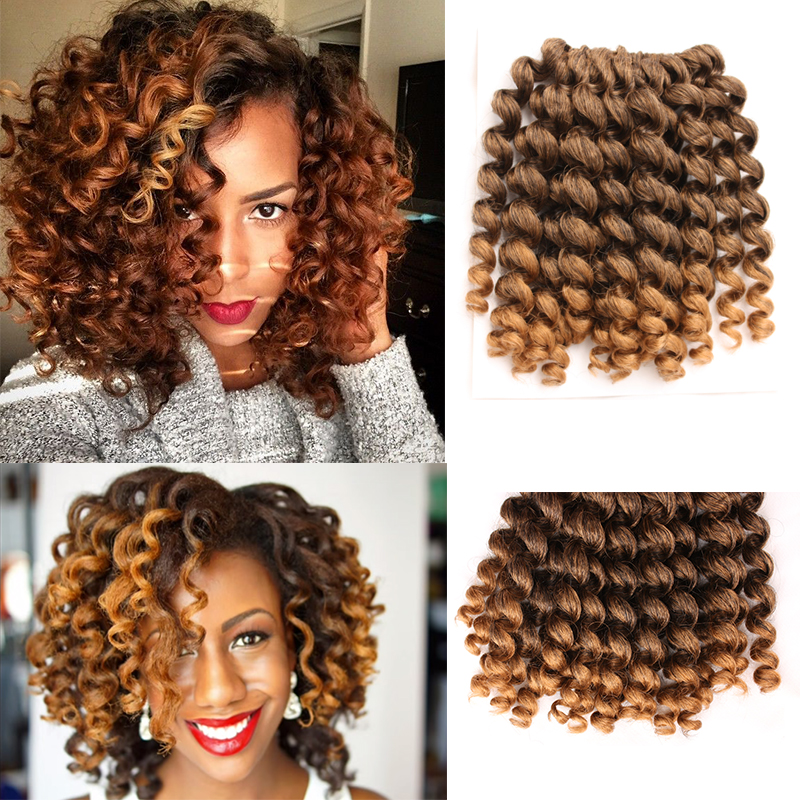 Bounce Jamaican Crochet Braids Hair Styles