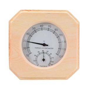 Wood Sauna Thermometer High Qu