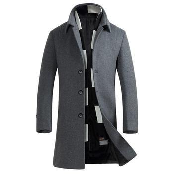 Korean wool coat online