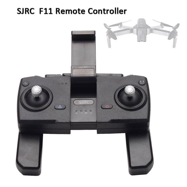 SJRC F11 GPS RC Drone Spare Parts Remote Controller 3 7V RC Quadcopter Transmitter Remote Control for SJRC F11 5G WiFi FPV Drone