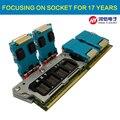 DDR4 SDRAM Partikel Testvorrichtung Multi fuction Alle in einem Jig Speicherchip Brennen in Buchse Ausgezeichnete Qualität-in Steckverbinder aus Licht & Beleuchtung bei