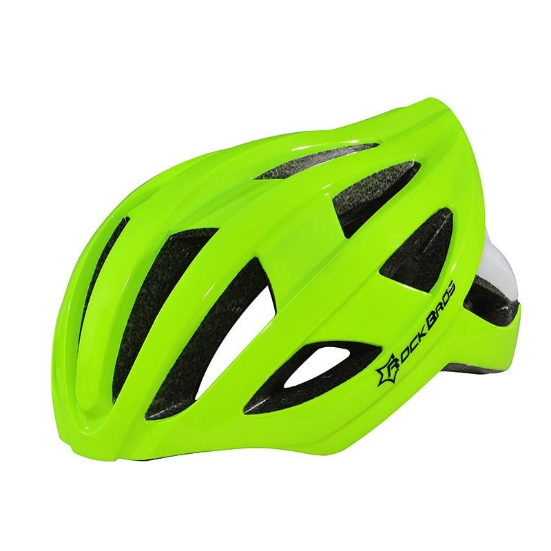 ROCKBROS Bicycle Helmet CE Certification Cycling Helmet Integrally-molded Bike Helmet Casco Ciclismo 56-62 CM gub sv6 colorful bicyle bike helmet capacete free size casco ciclismo helmet colorful