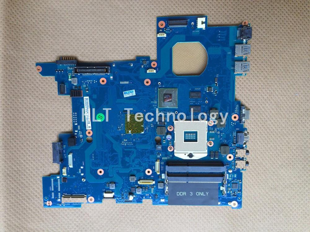 SHELI laptop Motherboard For Samsung NP200B5B BA92-08381A DDR3 non-integrated graphics card 100% fully tested