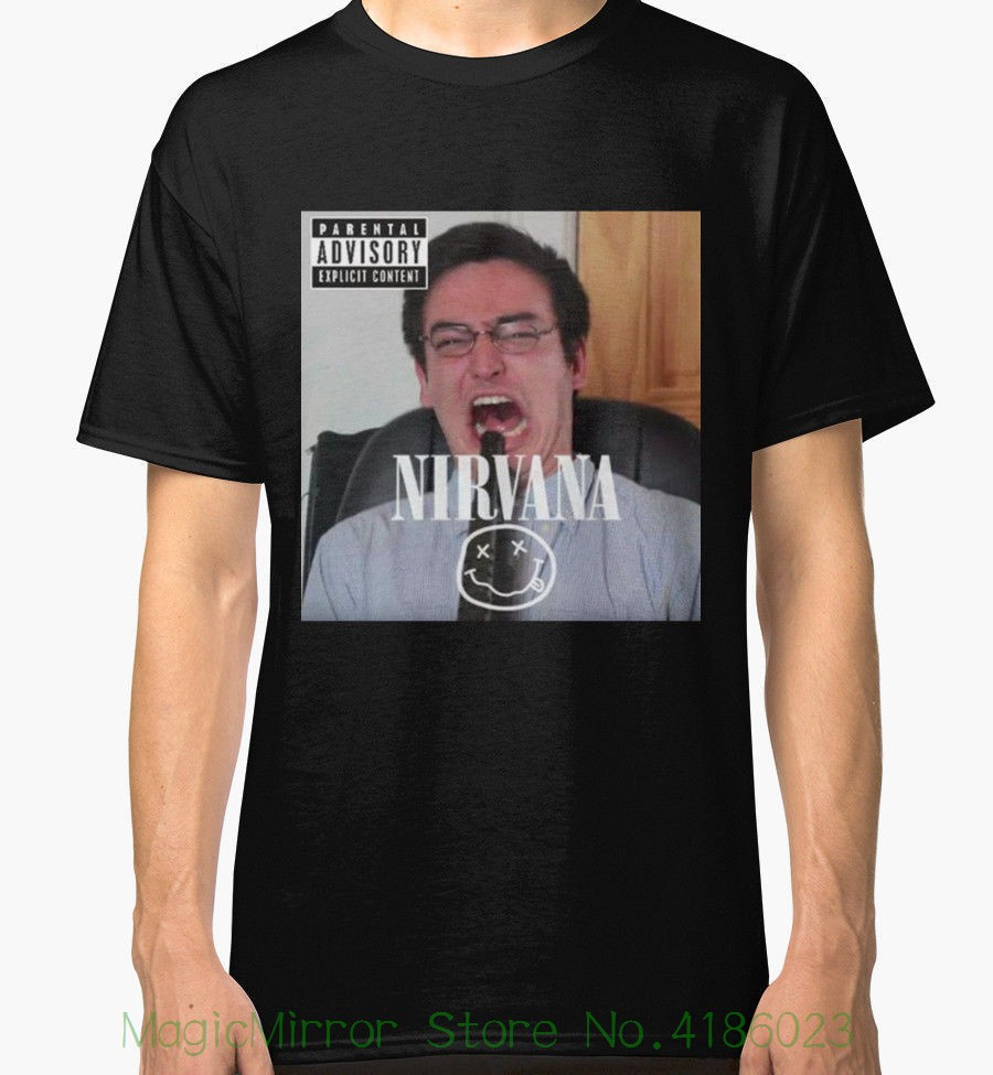 New Filthy Frank Life Hacks Men's Black Tshirt Tees Clothing Print T-shirt Summer Casual image