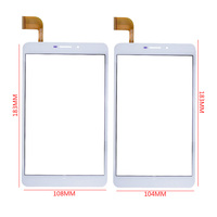 Brand New Touch Screen For AOSON Love Li Shun M76T SubLCD Glass Panel M76T Lens Replacement