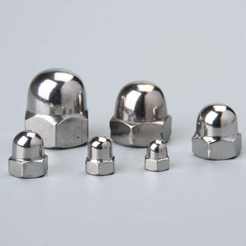 10pcs M8 Tornillos Pernos Sujetadores de Reborde de Acero Inoxidable 304 Hexagonal M8*40