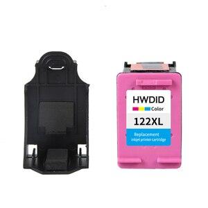 Image 5 - HWDID 122XL napełnić, wymiana wkładu z tuszem do hp 122 XL dla Deskje 1000 1050 2000 2050 3000 3050A 3052A 3054 1010 1510 2540