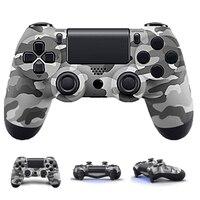 5 шт Bluetooth Беспроводной джойстик пульт дистанционного управления для sony Playstation 4 PS4 контроллер, джойстик, геймпад