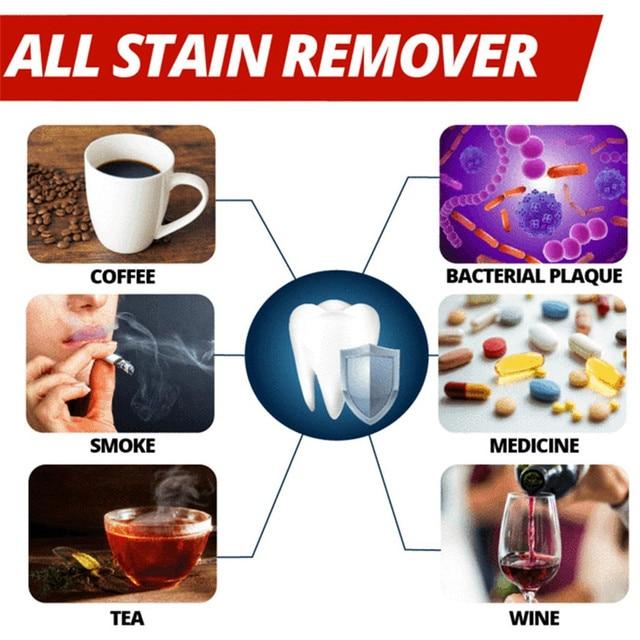 משחת שיניים המסייעת לדימום בחניכיים מנקה ומלבינה  5