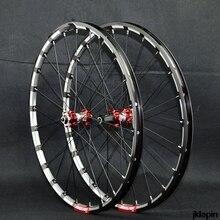 MTB горный велосипед, фрезерование, трёхсторонний CNC подшипник ступицы, ультра-светильник, обод колеса