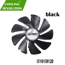 95 мм CF1015H12D Шестерня LED кулер вентилятор Замена для Sapphire NITRO RX590 RX580 RX570 RX480 RX470 4N001-02-20G вентилятор для видеокарты