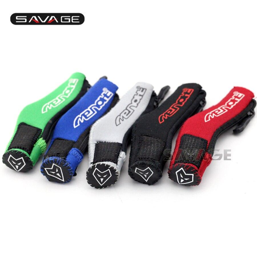Для Suzuki GSXR 600/750/1000 К3 К4 К5 К6 К7 К8 К9 600CC-1000мл мотоцикл педаль переключения передач ткань носок Крышка загрузки обуви протектор