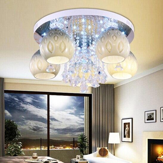Llev la iluminaci n del hogar l mparas de techo moderna - Iluminacion de techo ...