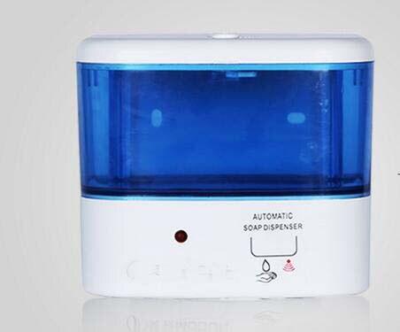 Intelligente Infrarot Kontaktlose 350 Ml Batterie Powered Elektrische Seife Spender Ohne RüCkgabe Bad Hardware Heimwerker Clever Automatische Schaum Seife Spender