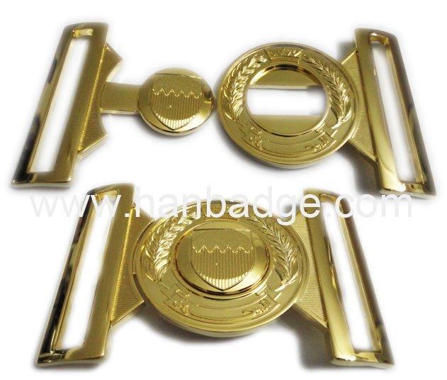 Haute qualité gros métal boucle de ceinture avec Logo personnalisé, Zinc  moulé sous pression matériau 0df8bd4c103