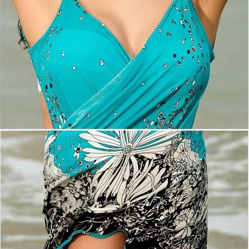 556d15641d ... Summer Dress Summer Beach Style Dress Fashion Women Strap Backless Sexy  V-neck Dress One