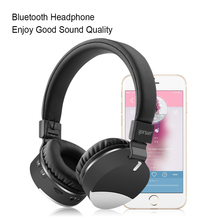 Wireless Support TF Card With Mic Bass Stereo Bluetooth Headsets