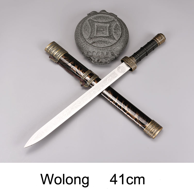 Traditional Chinese Blunt Decoration Dagger 2