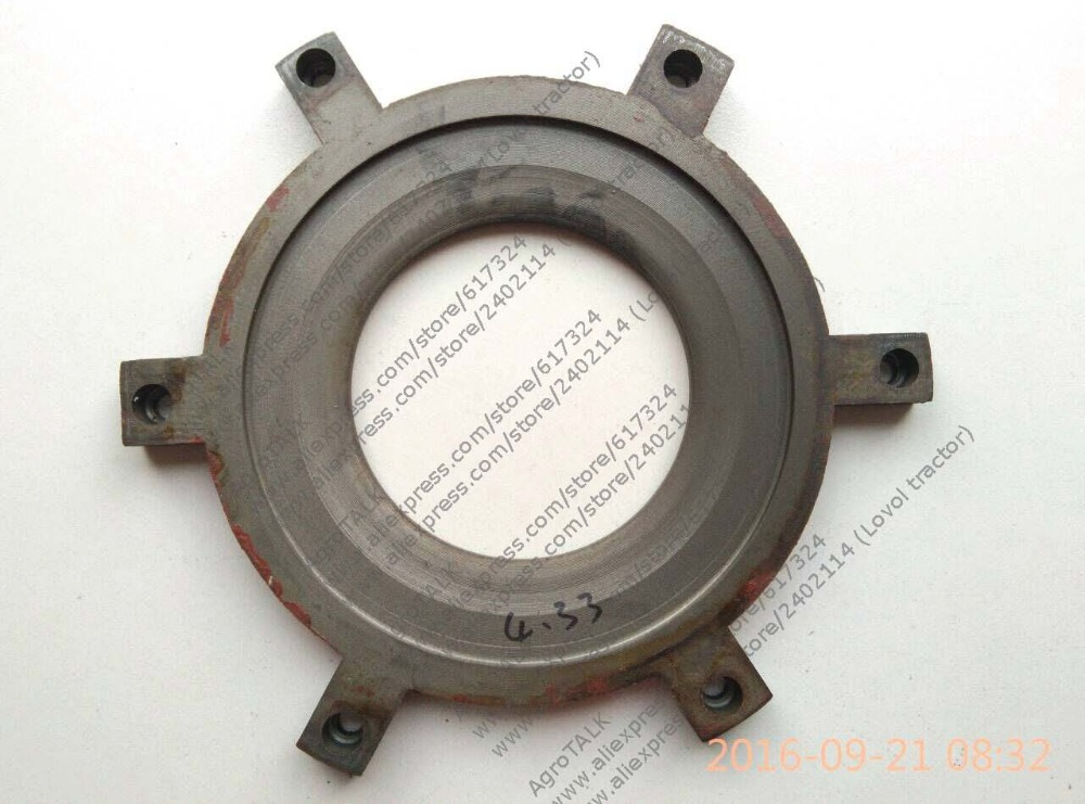 Jinma series JM404 JM454 parts, the main clutch disc assembly, part number: 304.21S.119Jinma series JM404 JM454 parts, the main clutch disc assembly, part number: 304.21S.119