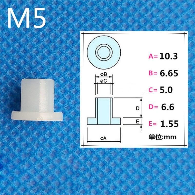 TO-220 nylon plastique rondelle anneau isolant cap diode transistor grain trou