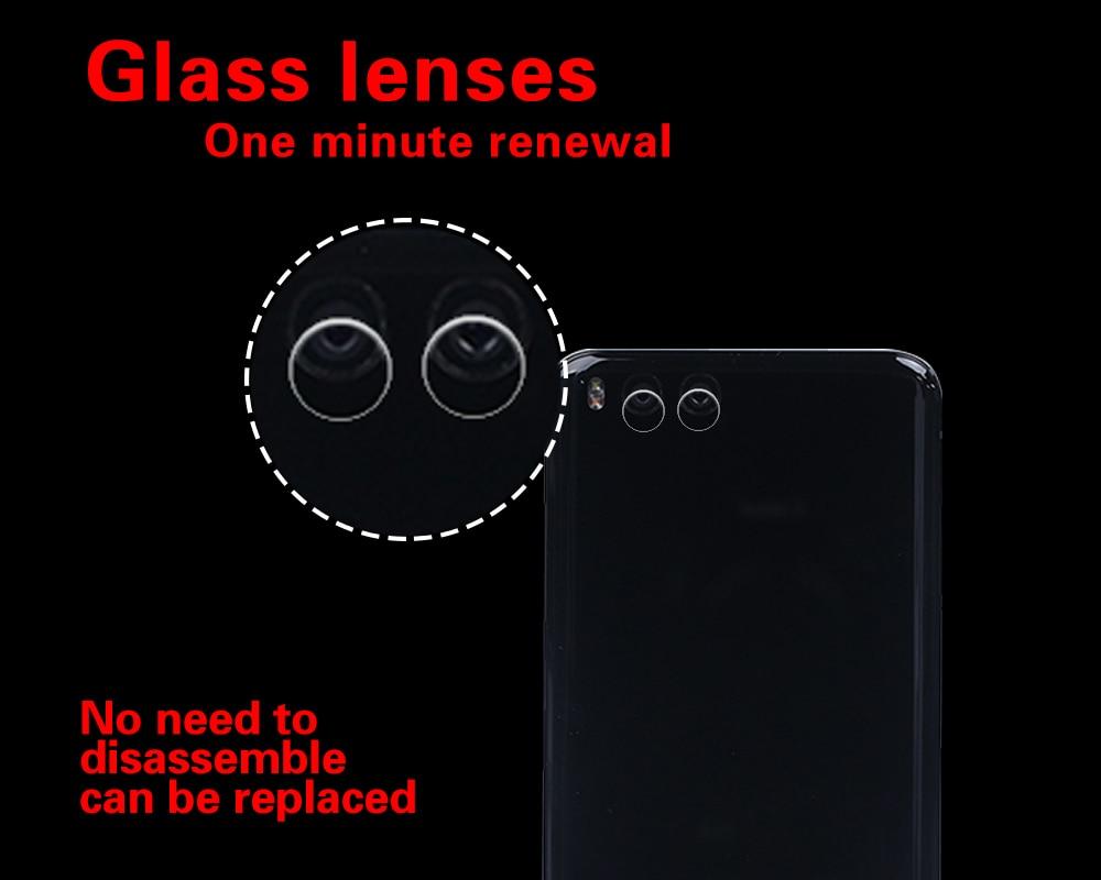 Accessory Back Camera Lens Screen Protector For xiaomi 6 Mi6 Tempered Glass Full Cover Coverage Film Guard Sheild Lens Film